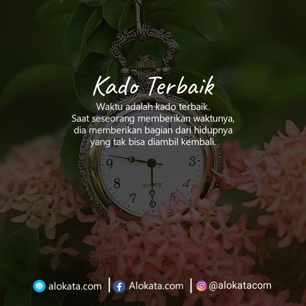 kata kata nasehat tentang waktu