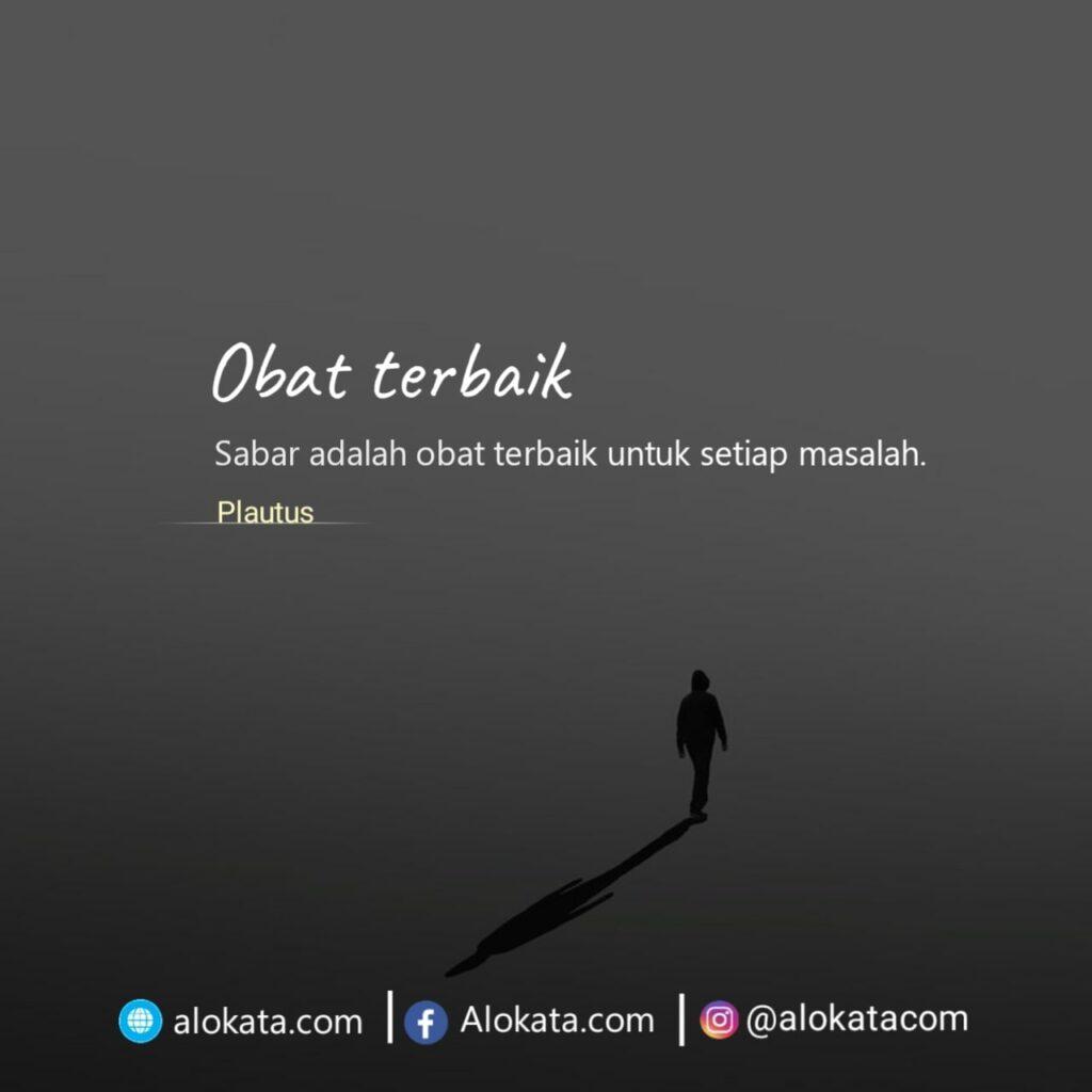 kata bijak kesabaran